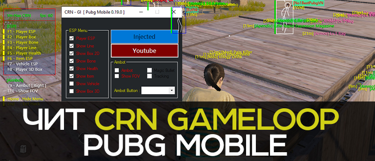 CRNGameloop Pubg Mobile