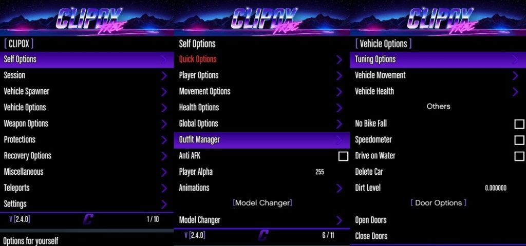 GTA: Online Clipox v2.4.0