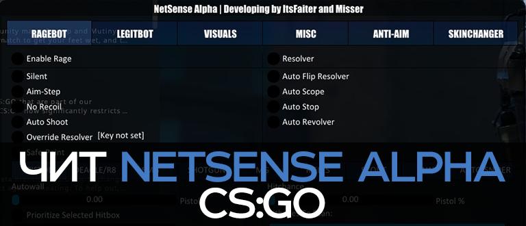 NetSense Alpha