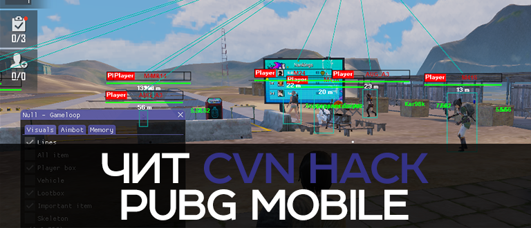 CVN Hack GAMELOOP